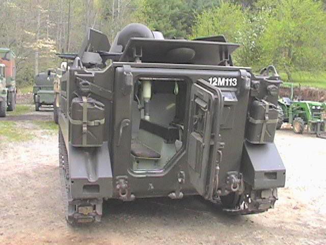 M113a1 For Sale >> Vehicles | Int'l Repo Depo, Inc.